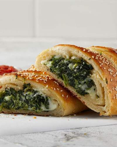 SPINACH STROMBOLI SPECIALTY